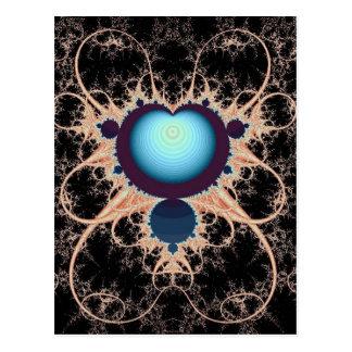 Tangled Heart Postcard