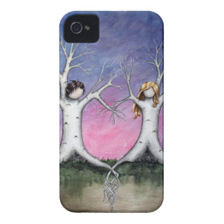 """Tangled"" iPhone case"