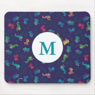 Tangled | Pascal Pattern Mouse Pad