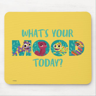 Tangled | Pascal - What's Your Mood Today? Mouse Pad