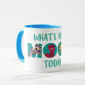Tangled | Pascal - What's Your Mood Today? Mug