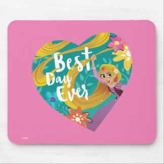 Tangled | Rapunzel - Best Day Ever Mouse Pad