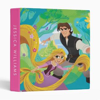 Tangled | Rapunzel & Eugene Binders