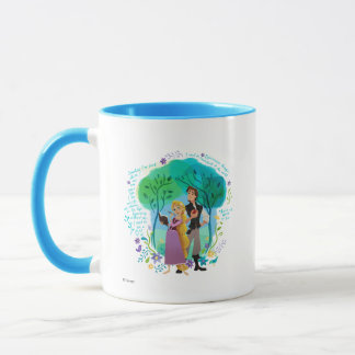 Tangled | Rapunzel & Eugene - There is More in You Mug