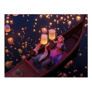 Tangled Rapunzel   Make Your Own Magic Postcard