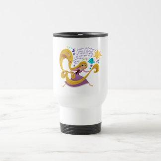 Tangled   Rapunzel - Something is Calling Me Travel Mug