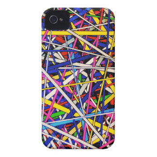 tangled tape iPhone 4 cover