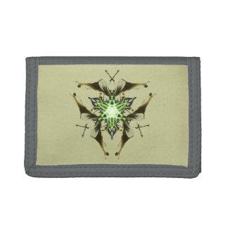 Tanglinga 8 tri-fold wallets