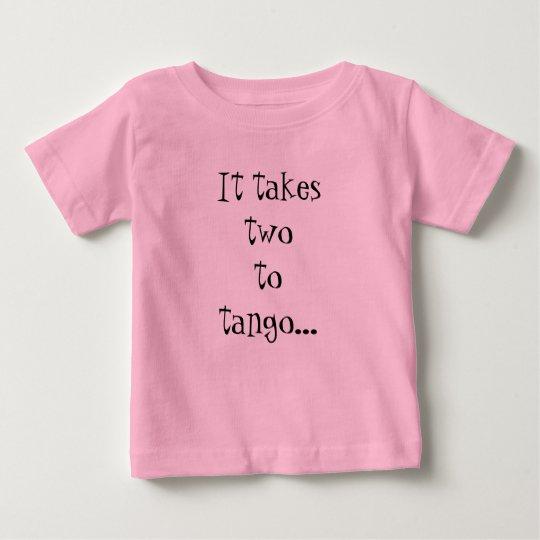 Tango Baby Baby T-Shirt