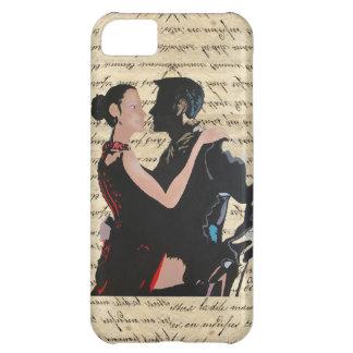 Tango dancers iPhone 5C cover