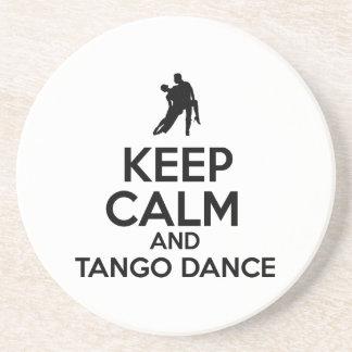 tango design coaster