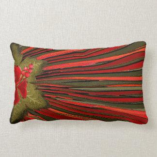 Tango Flower (21x13 inch Pillow) Lumbar Pillow
