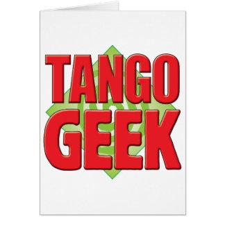 Tango Geek v2 Card