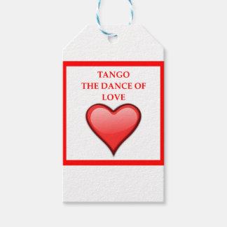 TANGO GIFT TAGS