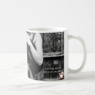 Tango Hug Coffee Mug