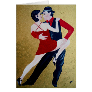 Tango Moment Card