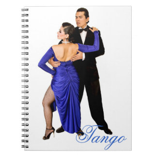Tango Passion Notebook
