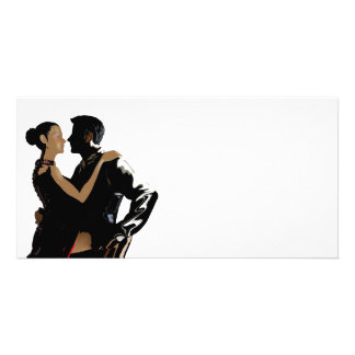 Tango Photo Greeting Card
