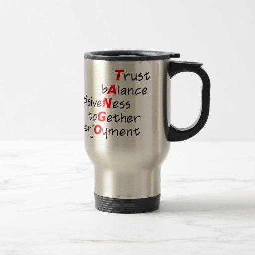 Tango Products Mugs