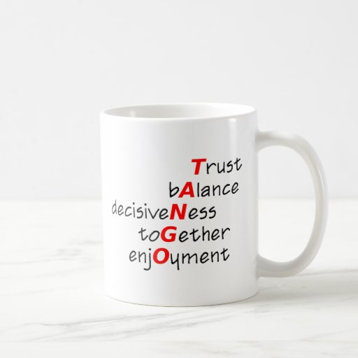 Tango Products Mug