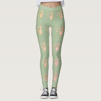 Tangy--Preppies-Diamond-Cat's_ LEGGING'S_XS-XL Leggings
