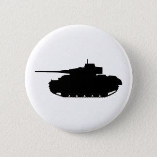 Tank 2 Inch Round Button