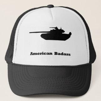 Tank American Badass Trucker Hat