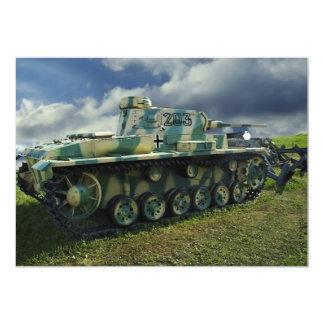 Tank Card