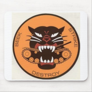 Tank Destroyer Mousepad