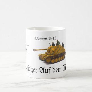 Tank Hunting 1943 Panzerjager Auf dem ... Coffee Mug