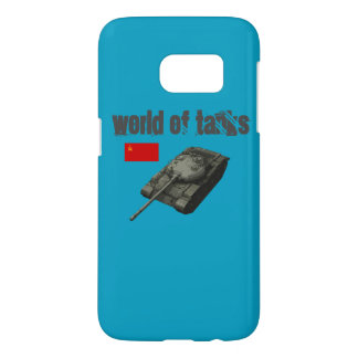 Tank Object 140 Samsung Galaxy S7 Case