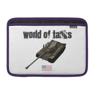 Tank T26E4 MacBook Sleeve