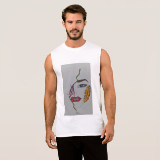 tank top. one of a kind. check it out.