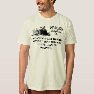 Tankers Demolition T-Shirt