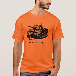 Tankman - black and white T-Shirt