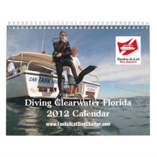 Tanks-A-Lot Scuba Dive 2012 Calendar