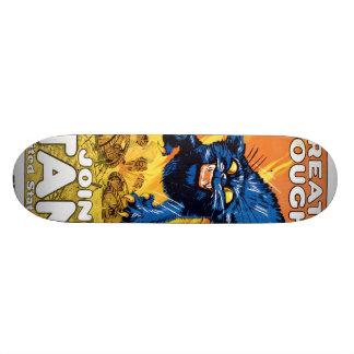 Tanks Skate Board Decks