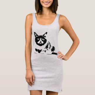 """Tanktop dress """"KATZ AND MOUSE """""""