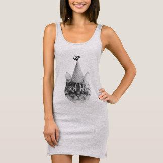 "Tanktop dress ""PARTY CAT """
