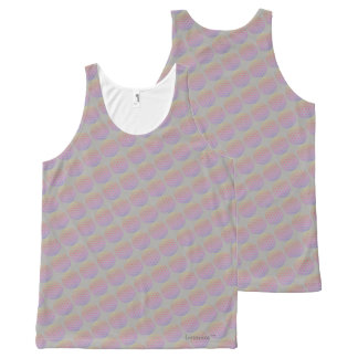 Tanktop Flower OF Life All-Over-Print Tank Top