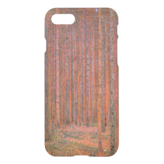 Tannenwald I by Gustav Klimt Fine Art iPhone 7 Case
