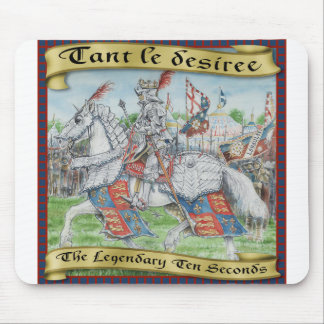 Tant le desiree mouse pad