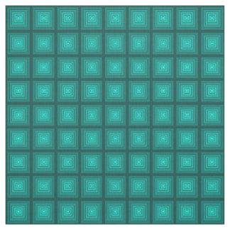 Tantalizing Turquoise Fabric