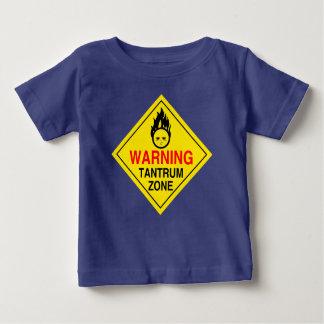 Tantrum Zone  Shirt