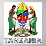 Tanzania Coat of Arms