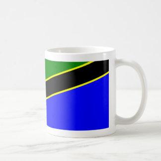 Tanzania Flag Coffee Mug