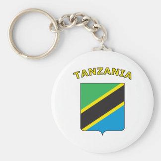 Tanzania Keychain
