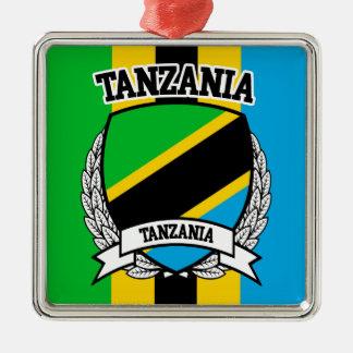 Tanzania Metal Ornament