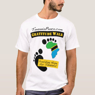 Tanzania PEACE Men's T-Shirt