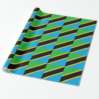 Tanzania Wrapping Paper